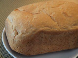ホームベーカリーで黒糖食パン