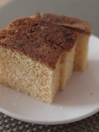 ホームベーカリーで黒糖ケーキ