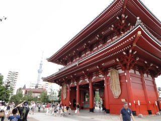 東京観光三日間①