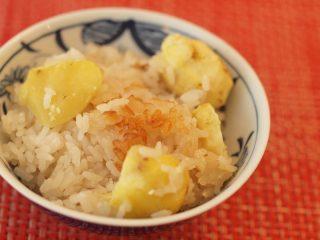 ☆栗ご飯と鶏のスペアリブ☆