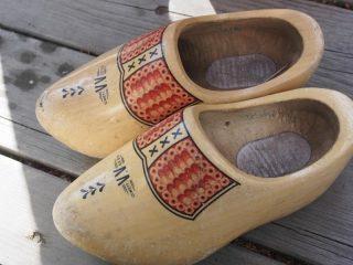 オランダの木靴②