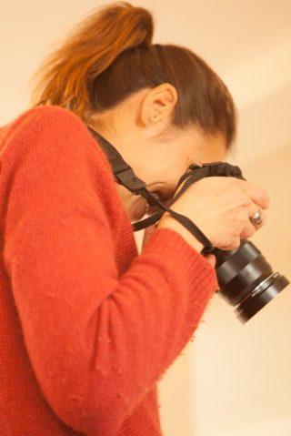 フランスからやってきた写真家