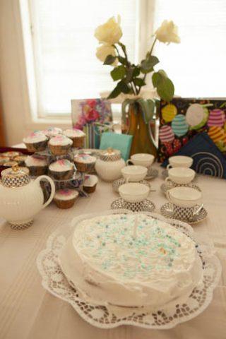 マリネスの誕生日会