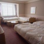 キロロ マウンテンホテルのスタンダードルーム マウンテンホテルかホテルピアノか