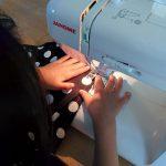 子供と裁縫