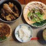 ロシアで日本食 筑前煮風