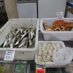 ロシアで日本食 キュウリウオの南蛮漬け