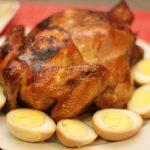 栗原はるみさんの鶏のしょうゆ煮
