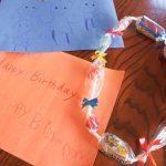 イリーナの誕生日会