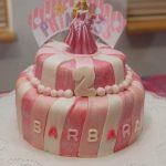 プリンセスケーキ バルバラの誕生日会