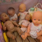 外国の赤ちゃん人形